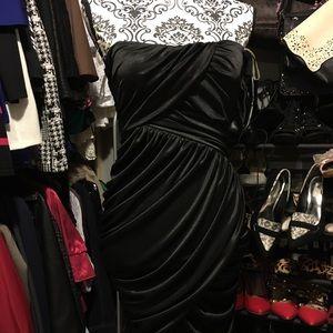 Black dress (medium)